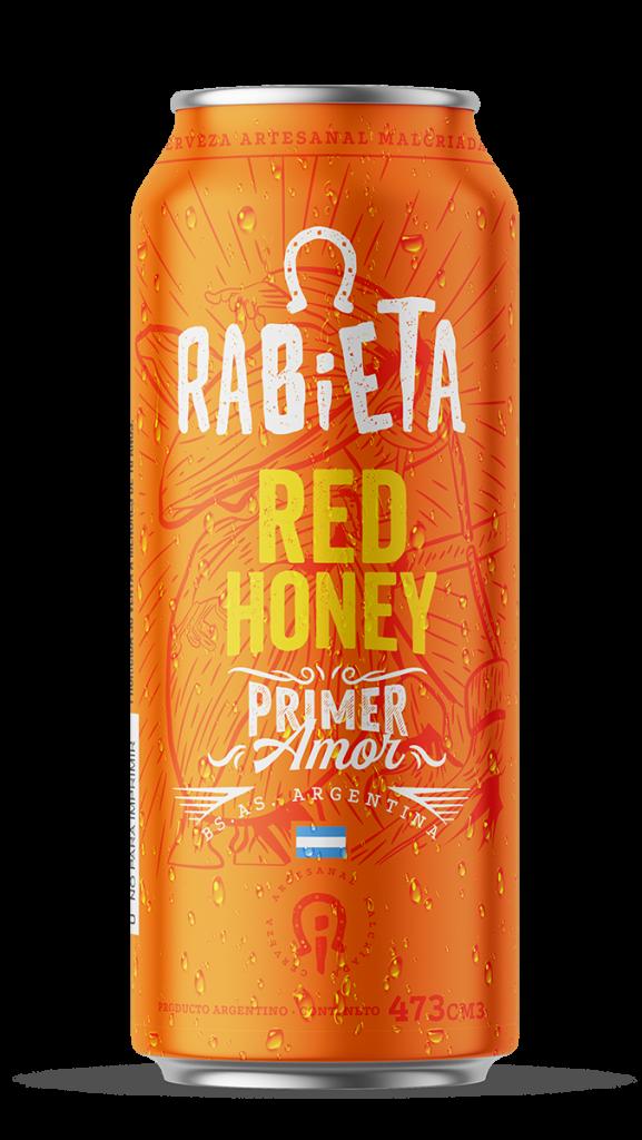 Rabieta Red Honey 473cc x6