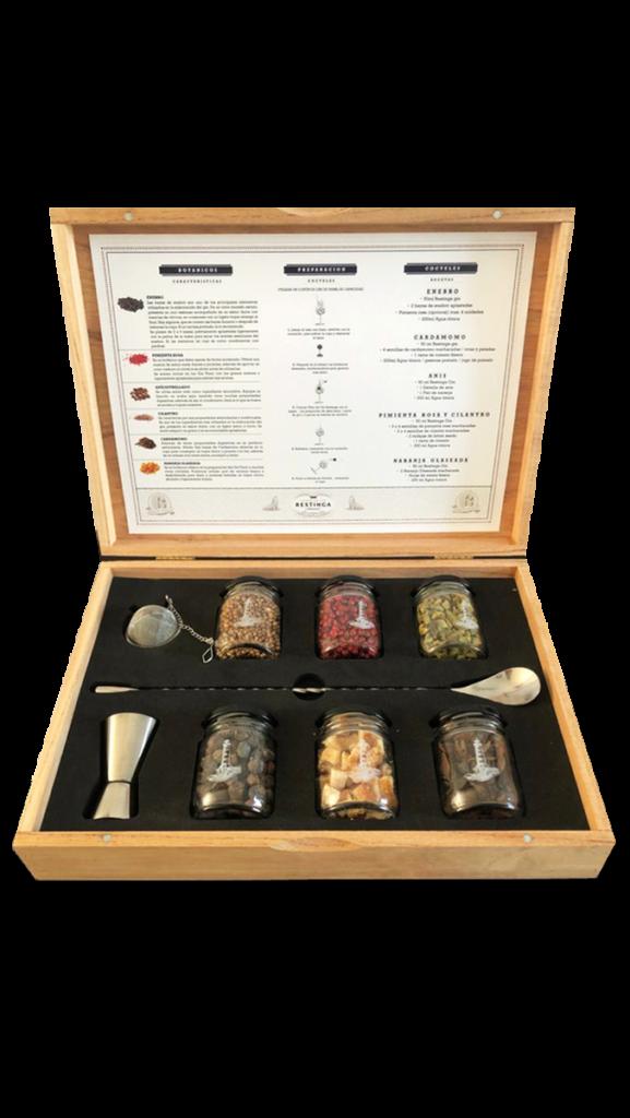 Restinga Gin Kit Box