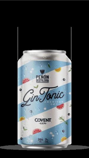 Peñón del Águila Gin Tonic American dry
