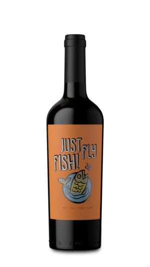 Franc Malbec Just Fly Fish