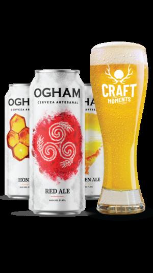 Mix Ogham + Vaso Craft Moments