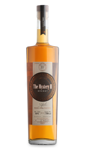 Hilbing The Mistery H Brandy