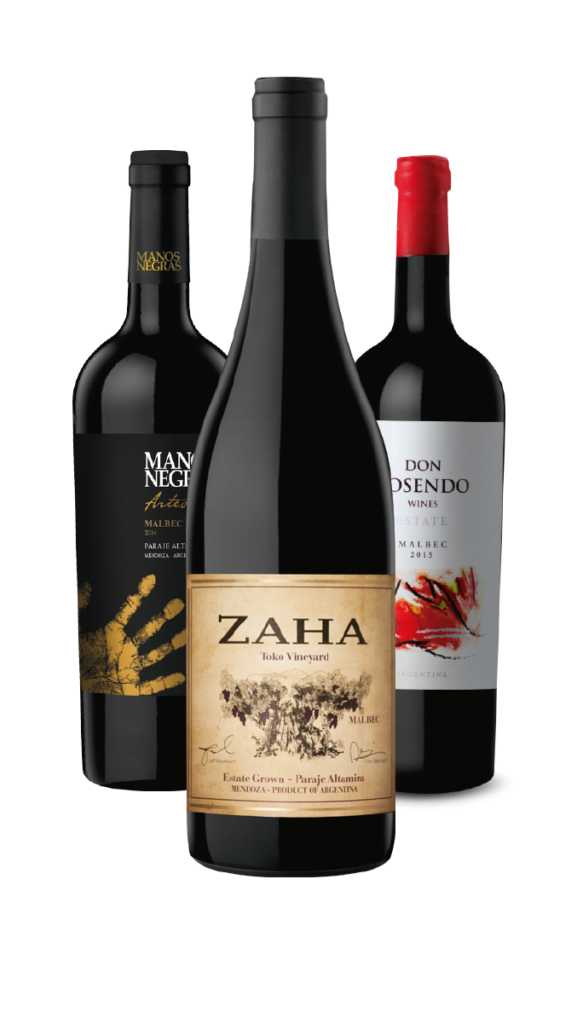 Pack Regalo Malbec