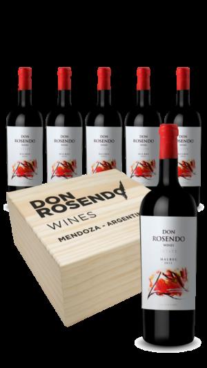 Box Don Rosendo Estate