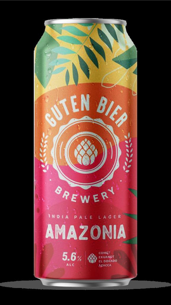 Guten Bier Amazonia 473cc x12