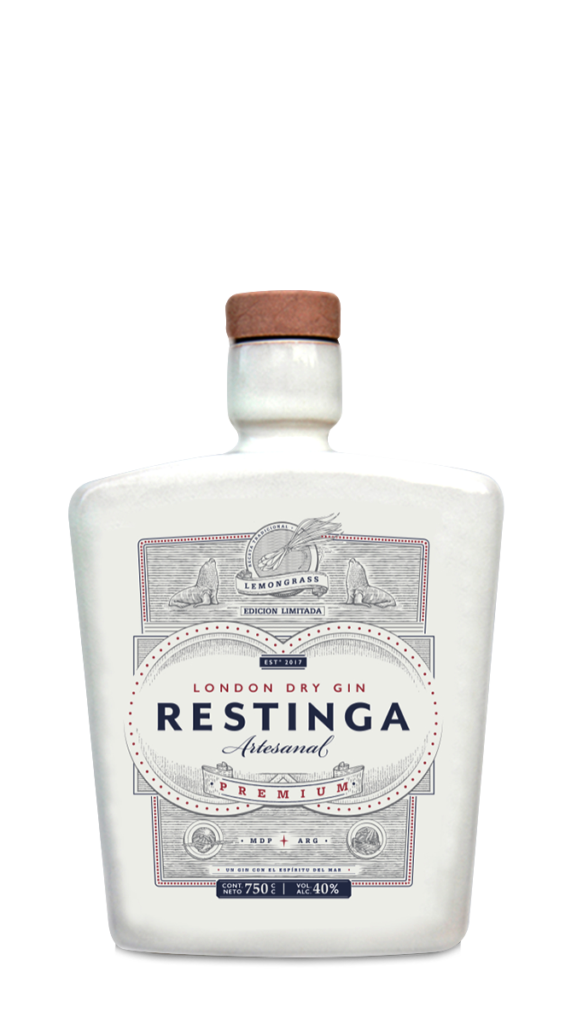 Restinga Lemongrass 750ml