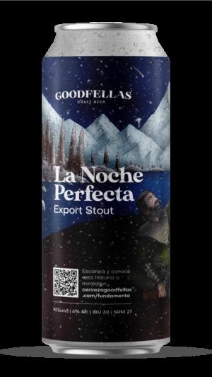 Goodfellas Export Stout
