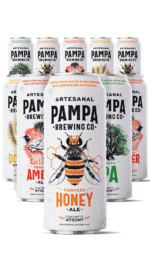 Mix Pampa Plus 473cc x12