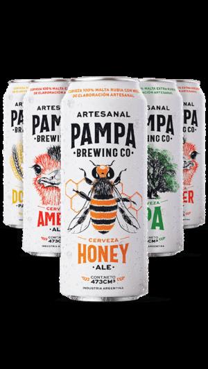 Mix Pampa Plus 473cc x6