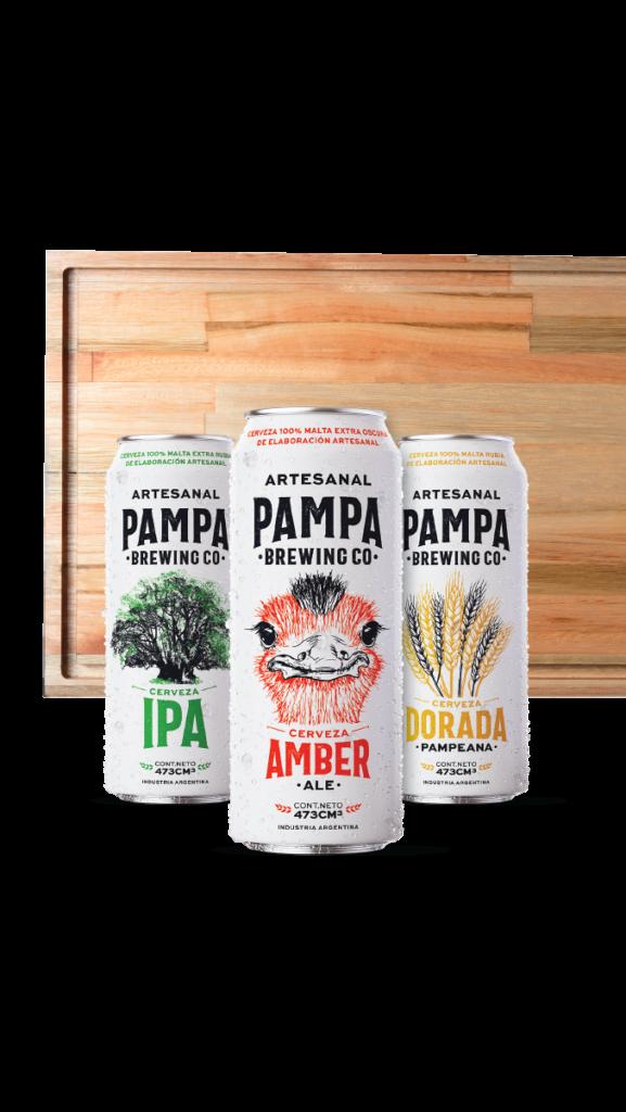 Combo Tabla + Mix Pampa